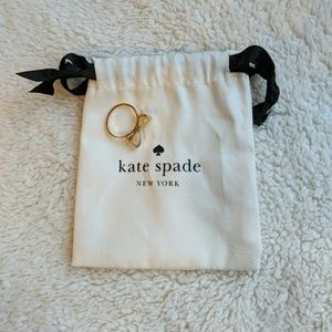 Kate Spade Bow Ring and Bag